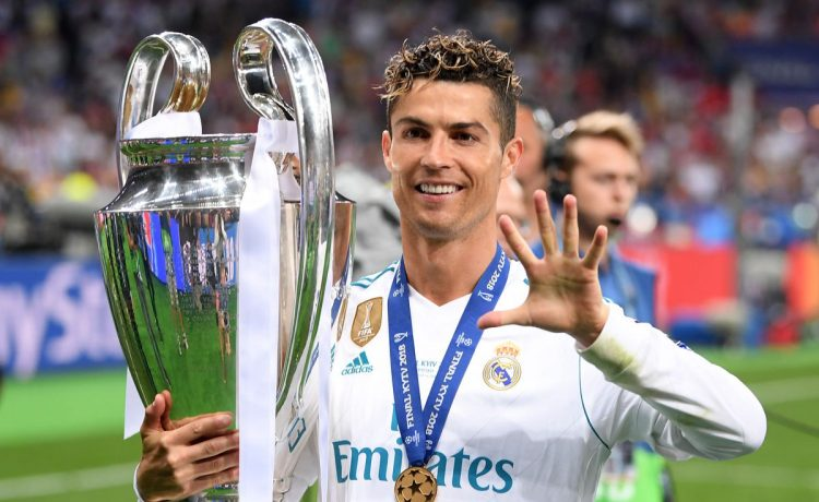 Real Madrid struck agreement with Ronaldo's replacement - OkayNG News
