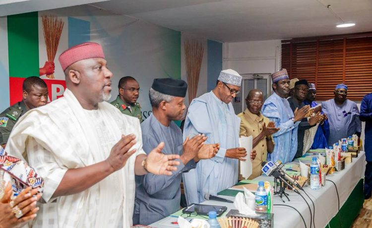 APC Governors Adopt Direct, Indirect Primaries for 2019 Elections - OkayNG News