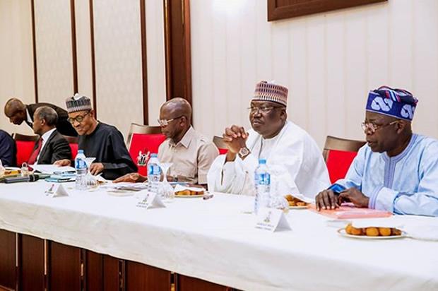 Buhari, Osinbajo, Tinubu Attend Crucial APC NEC Meeting - OkayNG News