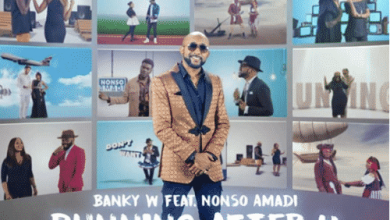 Banky W – Running After U ft. Nonso Amadi Video