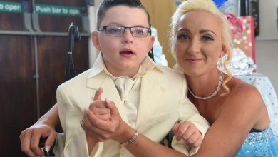 Boy Marries Mother 1 390x220 - Seven-year-old Boy Marries Mother In Lavish Wedding