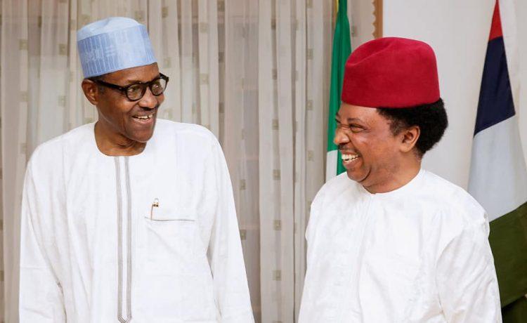 Buhari and Shehu Sani