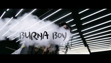 Burna Boy – Ye Video