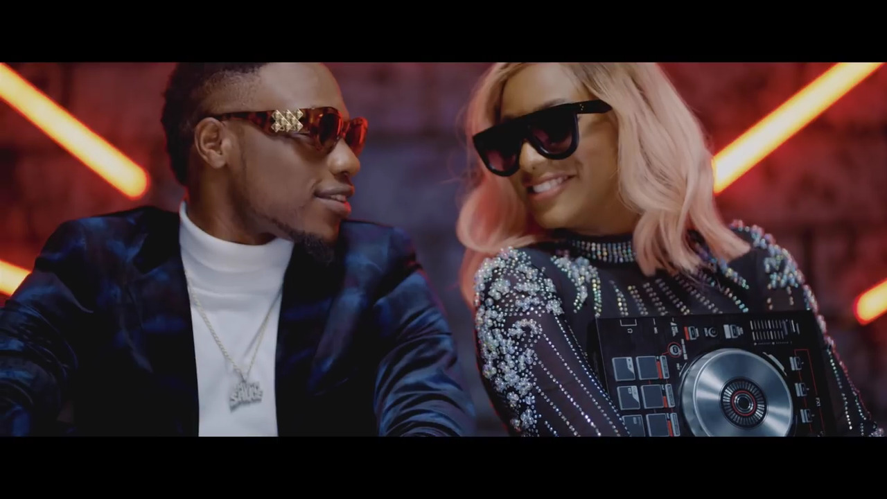 DJ Cuppy – Currency ft L.A.X Video