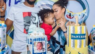 D Banj And Family 390x220 - D'banj Set to Drop Song Dedicated to His Wife