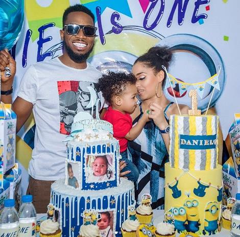 D'banj Set to Drop Song Dedicated to His Wife