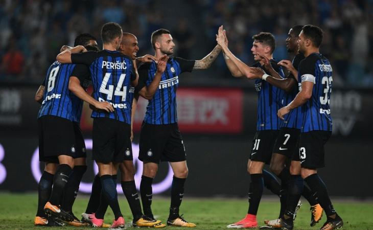 VIDEO: Inter Milan 1 – 0 Lyon (International Champions Cup) Highlights - OkayNG News