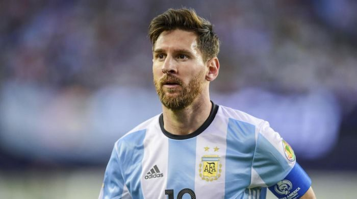 Lionel Messi Left Out Of Argentina Squad For Friendly Matches