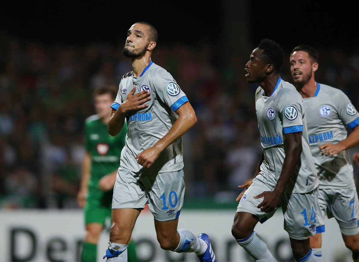 VIDEO: Schweinfurt 0 – 2 Schalke (DFB Pokal-Final) Highlights - OkayNG News
