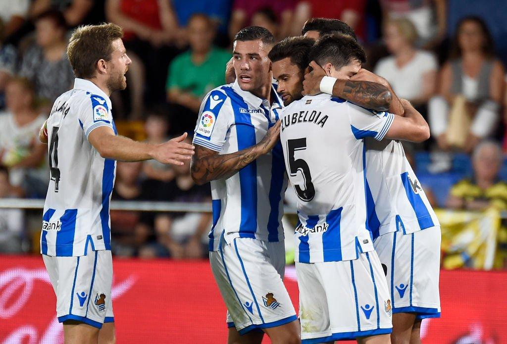VIDEO: Villarreal 1 – 2 Real Sociedad (La Liga) Highlights - OkayNG News