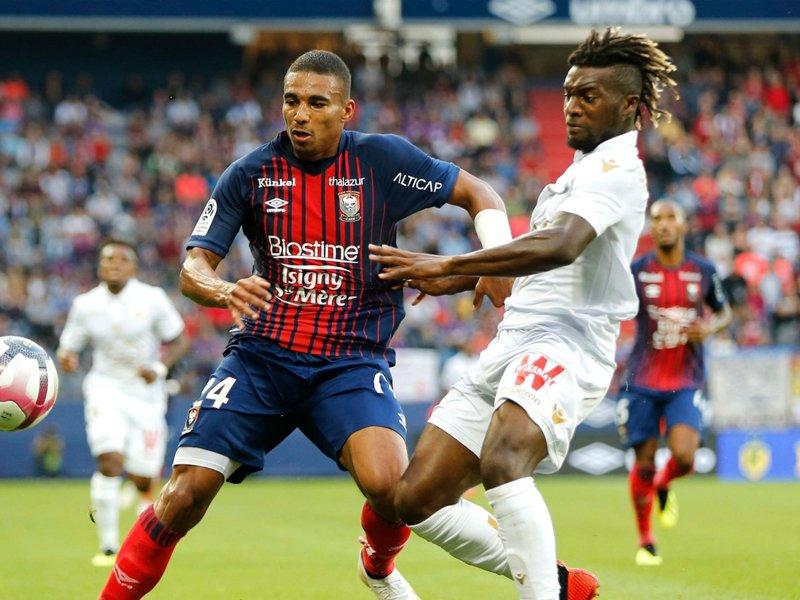 VIDEO: Caen 1 – 1 Nice (Ligue 1) Highlights - OkayNG News
