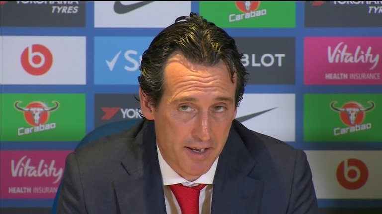 Why we lost 3-2 against Chelsea – Unai Emery - OkayNG News