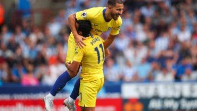 DkVLDoGWsAcjVxi 390x220 - Maurizio Sarri Reveals Why Hazard Did Not Start Against Huddersfield