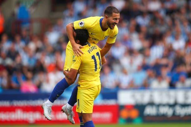 DkVLDoGWsAcjVxi - Maurizio Sarri Reveals Why Hazard Did Not Start Against Huddersfield