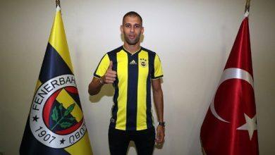 DkWUbZ0X0AEtznq 390x220 - Fenerbahce sign Leicester City striker Islam Slimani
