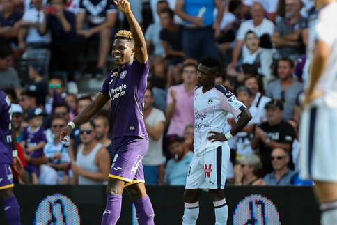 VIDEO: Toulouse 2 – 1 Bordeaux (Ligue 1) Highlights - OkayNG News