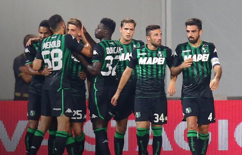 VIDEO: Sassuolo 1 – 0 Inter Milan (Serie A) Highlights - OkayNG News