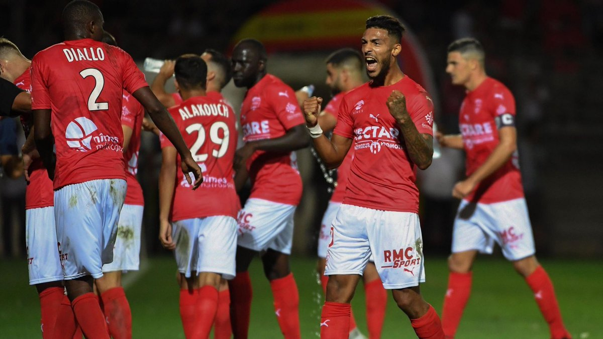 VIDEO: Nimes 3 – 1 Marseille (Ligue 1) Highlights - OkayNG News