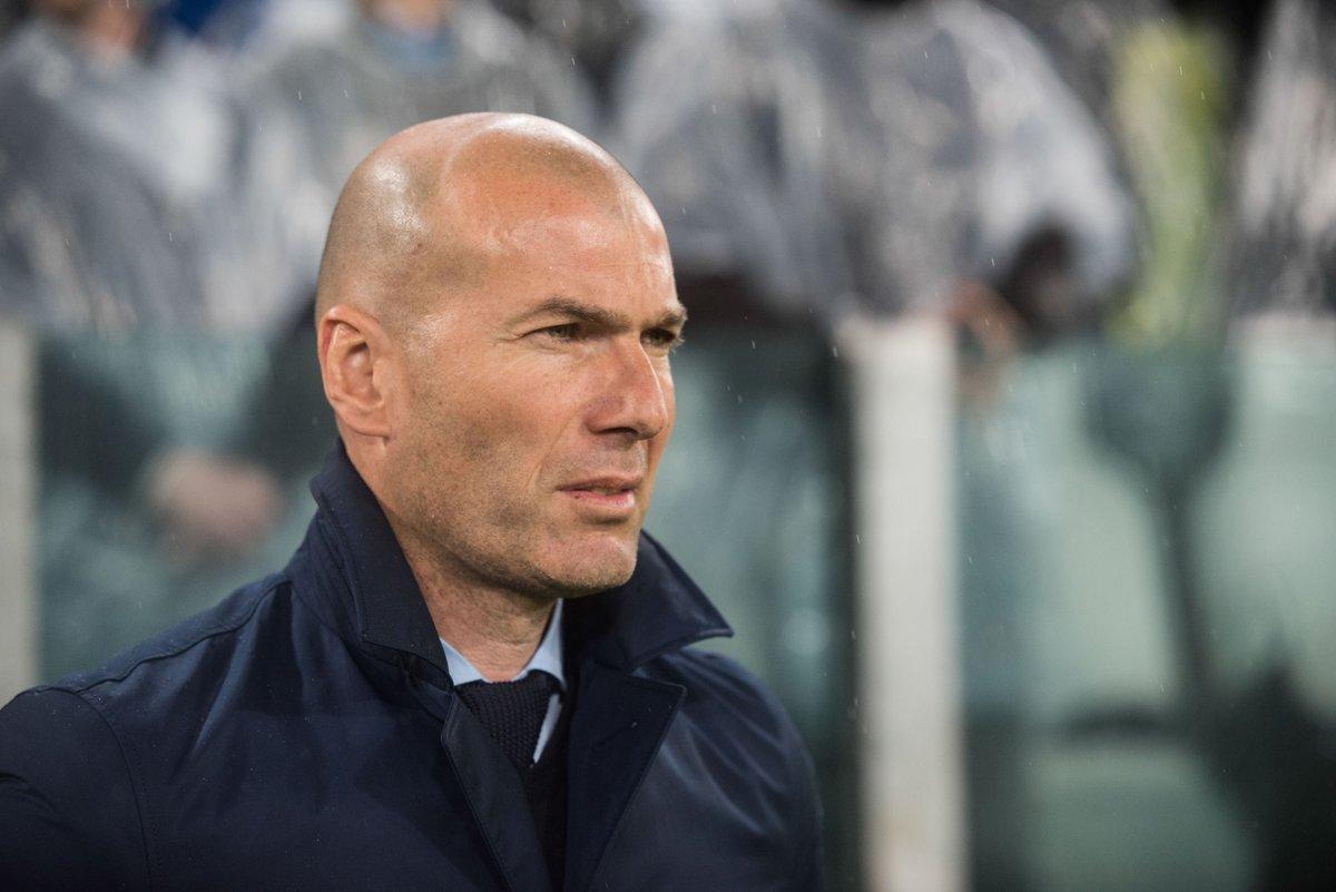 Zinedine Zidane wants to replace Jose Mourinho at Manchester United - OkayNG News