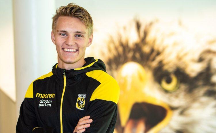 Martin Ødegaard joins Vitesse Arnhem From Real Madrid - OkayNG News