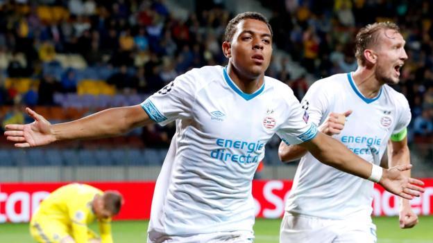 VIDEO: BATE Borisov 2 – 3 PSV (Champions League Qualifiers) Highlights - OkayNG News