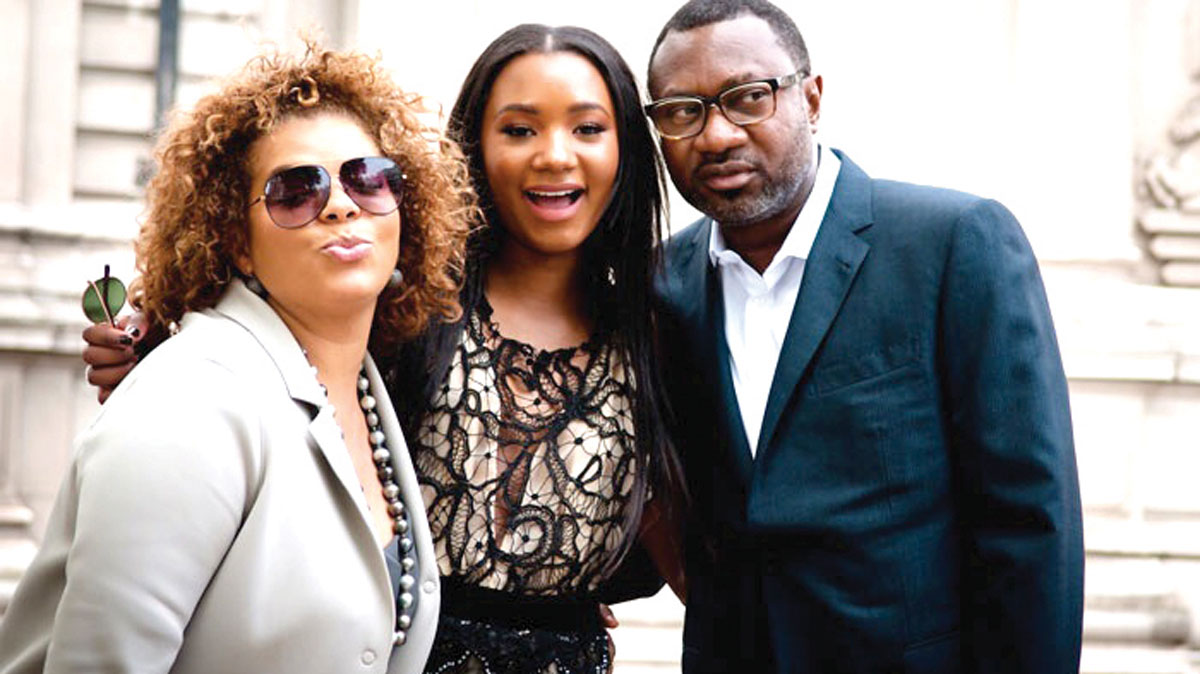 Femi Otedola - PHOTO: Femi Otedola Celebrates His Wife, Nana Otedola On Her 48th Birthday