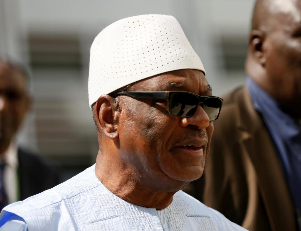 Photo of Mali President Ibrahim Keita Wins Re-Election Bid with 67% Vote