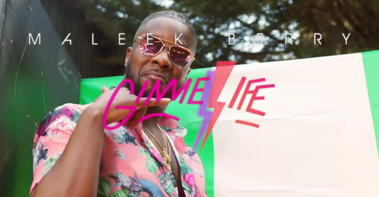 Photo of VIDEO: Maleek Berry – Gimme Life