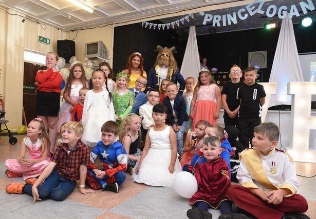 NINTCHDBPICT000426309698 - Seven-year-old Boy Marries Mother In Lavish Wedding