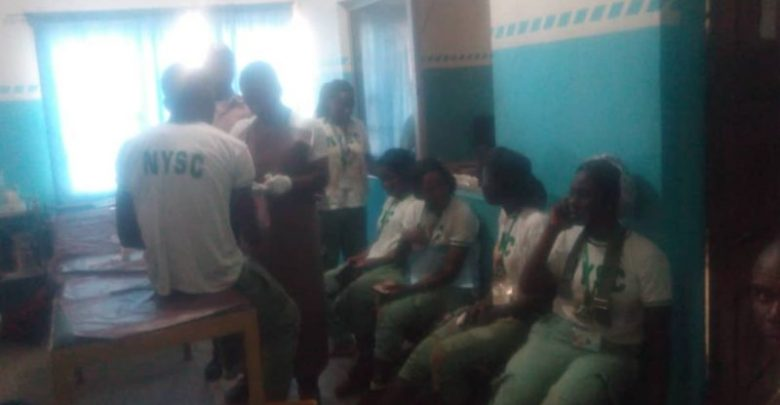 Photo of 37 Corps Members Involved in Car Crash After Leaving Orientation Camp In Ogun