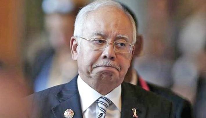 Photo of Malaysia's Former PM Najib Razak Pleads Not Guilty to Money Laundering Charges