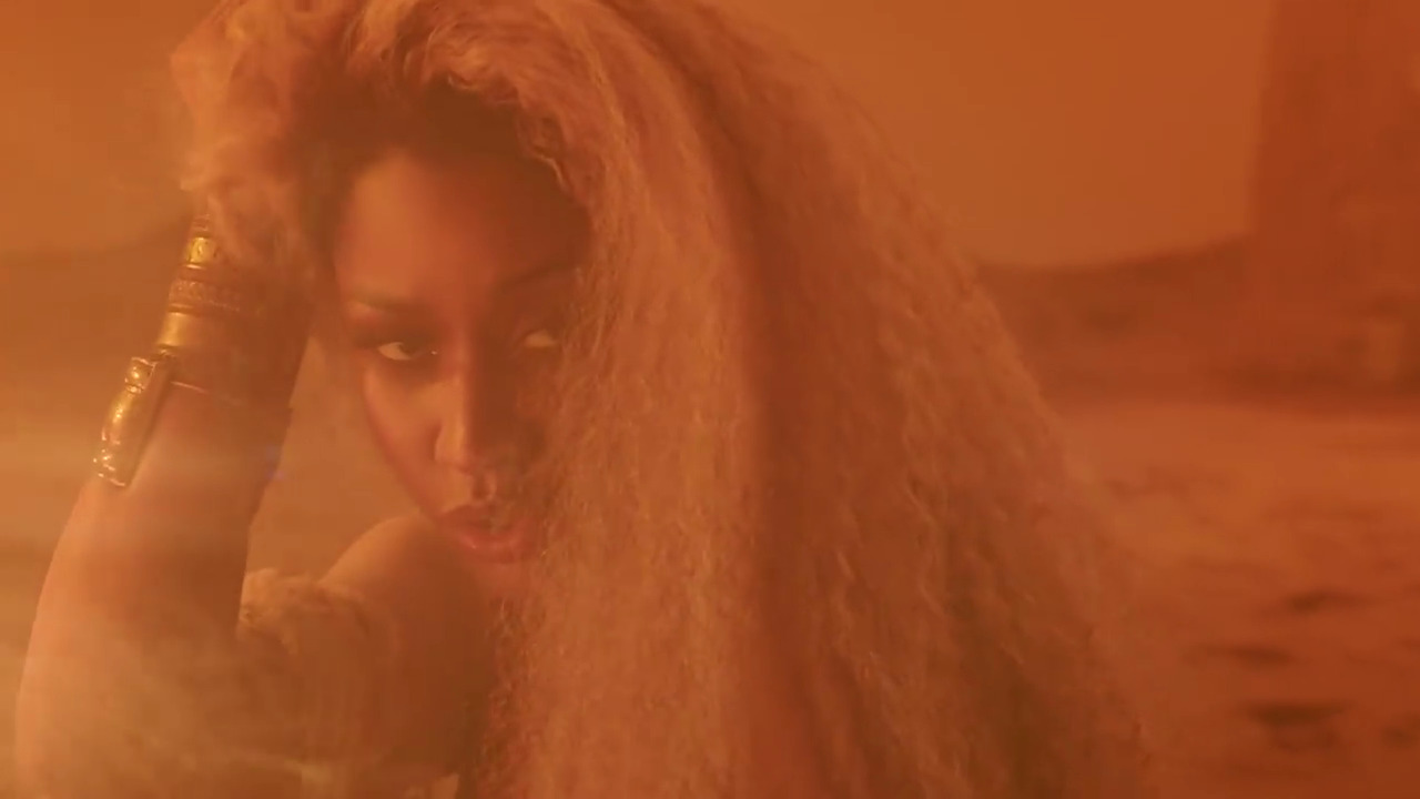 Nicki Minaj - Ganja Burn Video Download