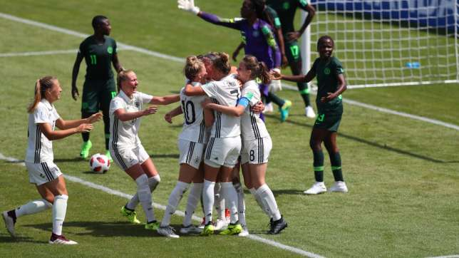 Photo of U-20 Women World Cup: Nigeria Lose Opening Match Against Germany