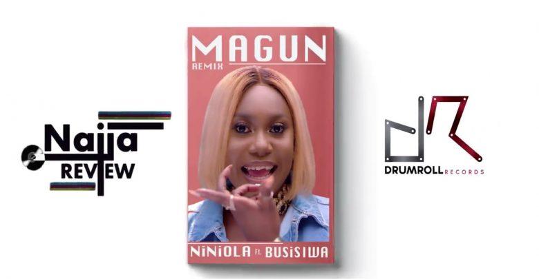 Photo of VIDEO: Niniola – Magun (Remix) ft. Busiswa