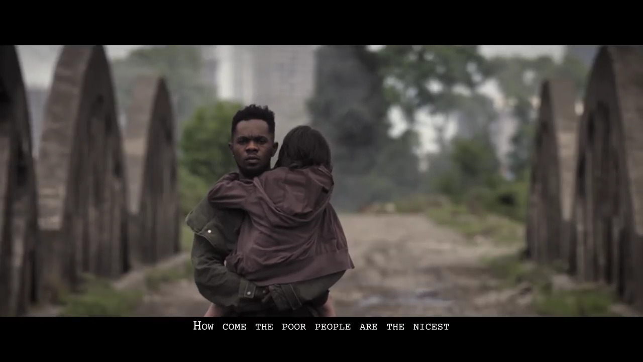 Heal D World by Patoranking