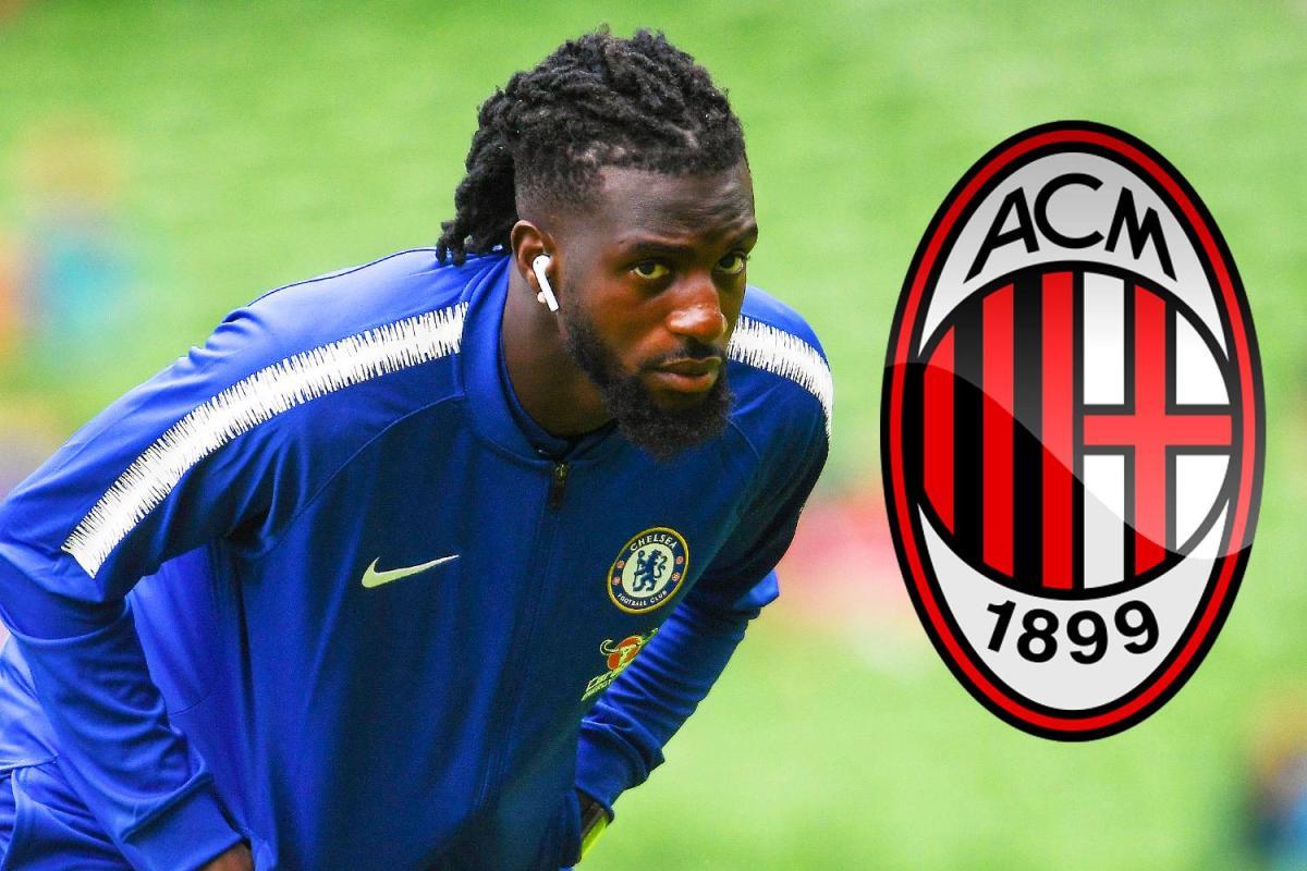 Chelsea Midfielder, Tiemoue Bakayoko Set To Join AC Milan On Loan - OkayNG News