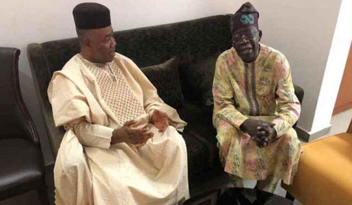 Photo of PHOTOS: Senator Akpabio Meets with Tinubu In Abuja