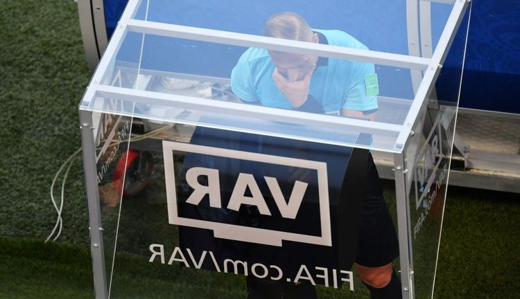 Video Assistant Referee's (VARs)