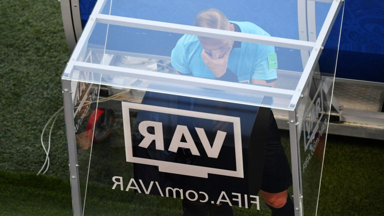 Photo of UEFA Wants to Implement VAR In Champions League