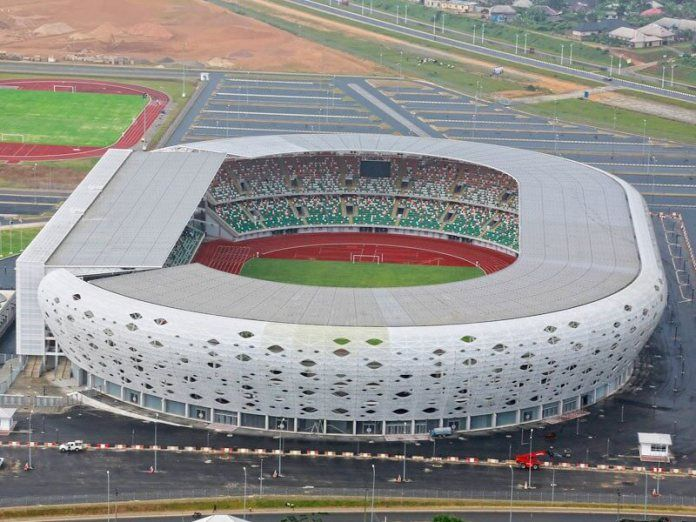 Godswill Akpabio International Stadium