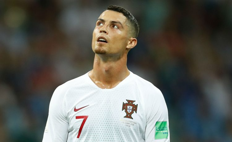 Cristiano Ronaldo dropped from Portugal team to face Italy - OkayNG News