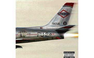 Eminem Drops Surprise Album, 'Kamikaze'