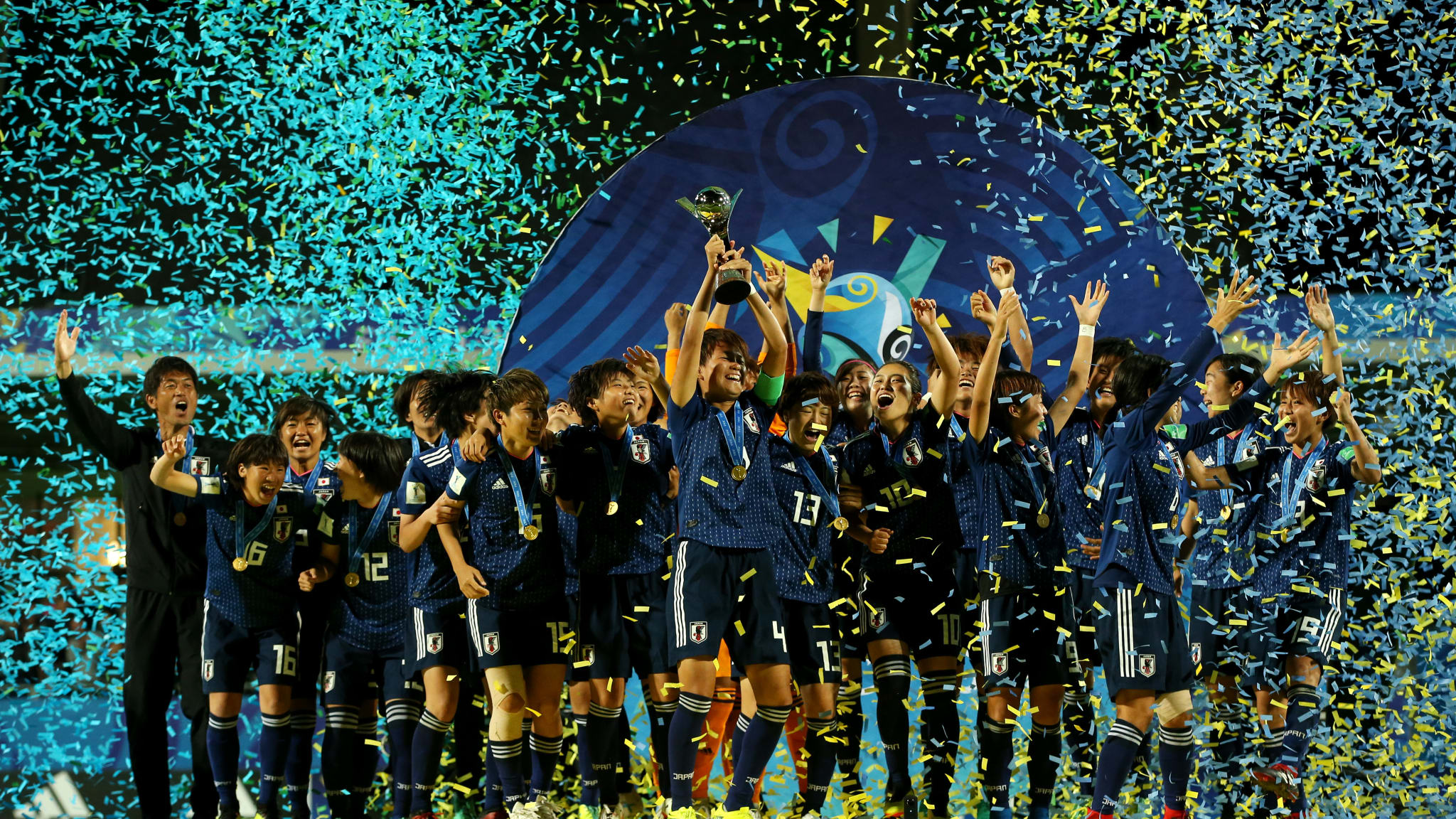 Photo of Japan Defeat Spain to Win First Ever U20 Women World Cup