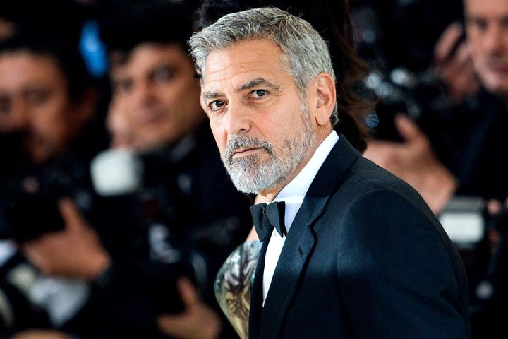 Photo of George Clooney Named Forbes' Highest-Paid Actor