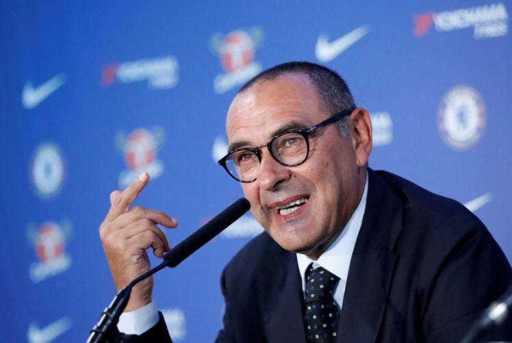 Why we defeated Arsenal – Chelsea manager, Maurizio Sarri - OkayNG News