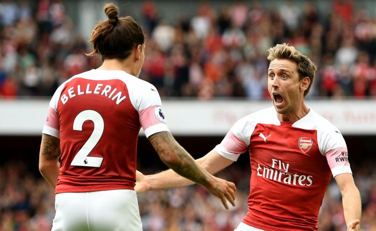Arsenal 3-1 West Ham (Premier League) Highlights Video