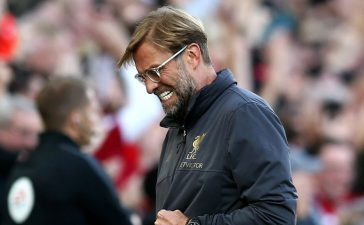 Liverpool 1-0 Brighton and Hove Albion