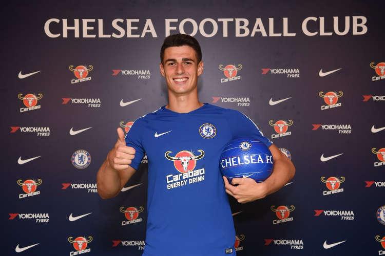 Kepa Arrizabalaga joins Chelsea