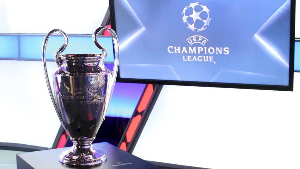 Photo of Full Draw: UEFA Champions League Round of 16