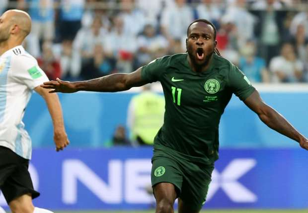 Photo of Super Eagles Winger, Victor Moses Retires From International Football